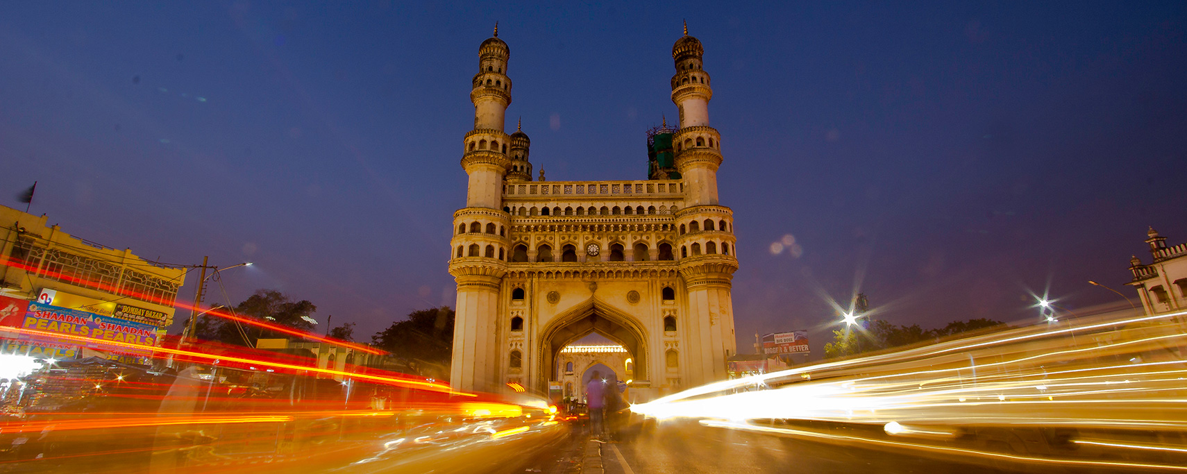 Map Of Hyderabad Telangana India Nations Online Project