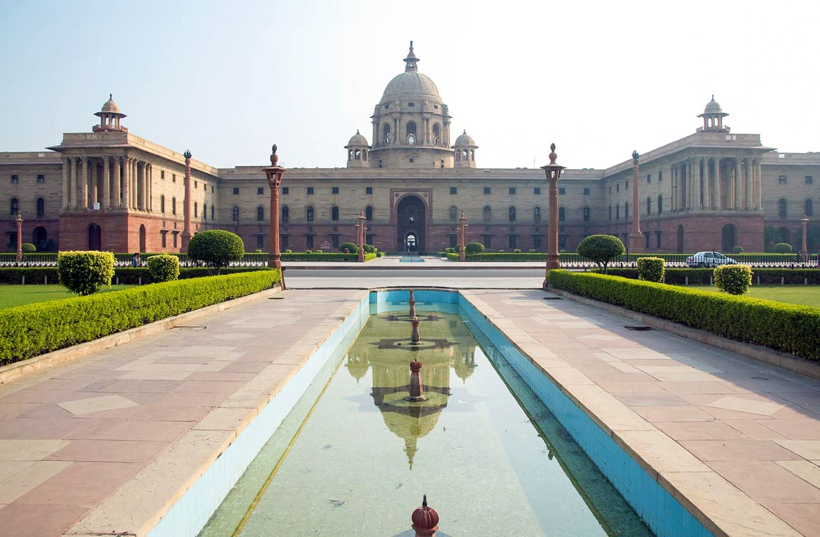 Secretariat Building New Delhi