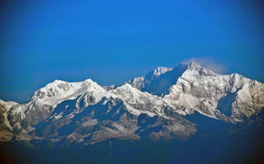 Kangchenjunga, Sikkim, India and Nepal