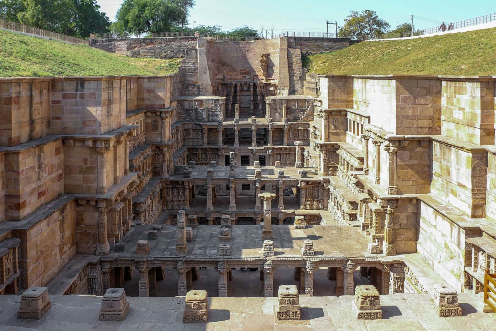 Rani ki vav, the Queen's Stepwell, Patan in Gujarat state