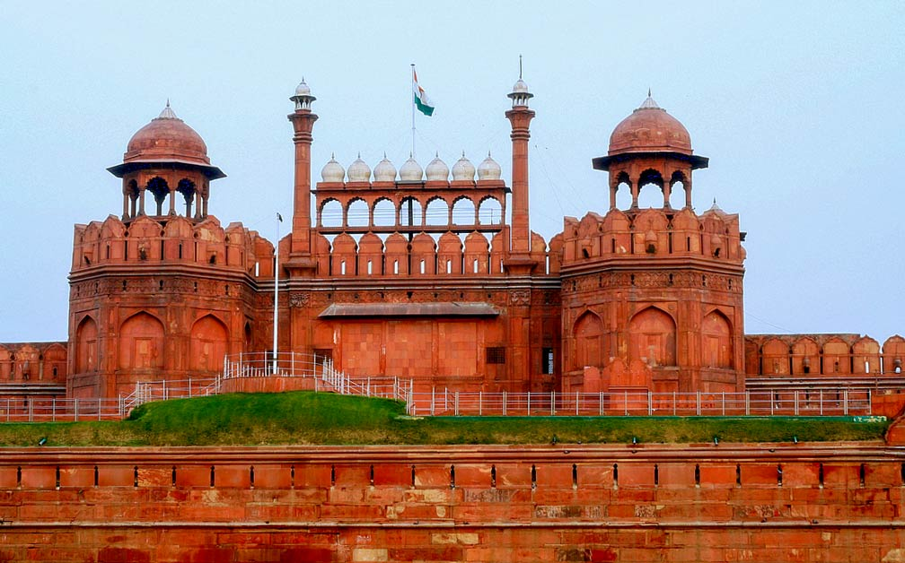 Red Fort Complex, Old Delhi, India