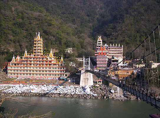 City of Rishikesh