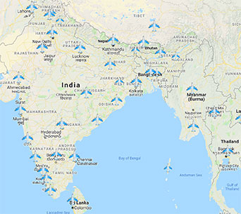 airports in south asia