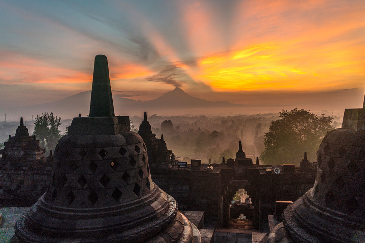how to visit java indonesia