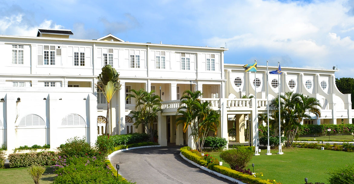 King's House Jamaica, Kingston