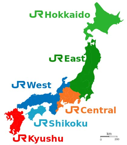 Japan Country Profile Nations Online Project - Japan map 4 main islands