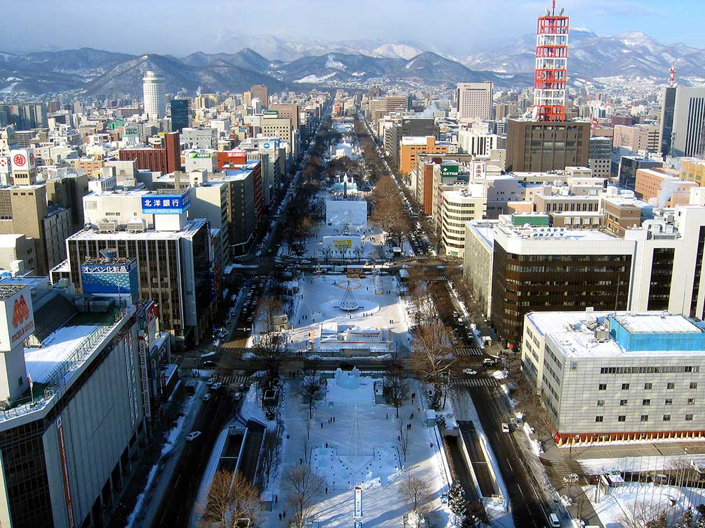 Google Map of the City of Sapporo, Japan - Nations Online Project on tourist map of rangoon, tourist map of kyoto, tourist map of yangon, tourist map of jakarta, tourist map of japan, tourist map of seoul, tourist map of xiamen, tourist map of hokkaido, tourist map of tijuana, tourist map of suzhou,