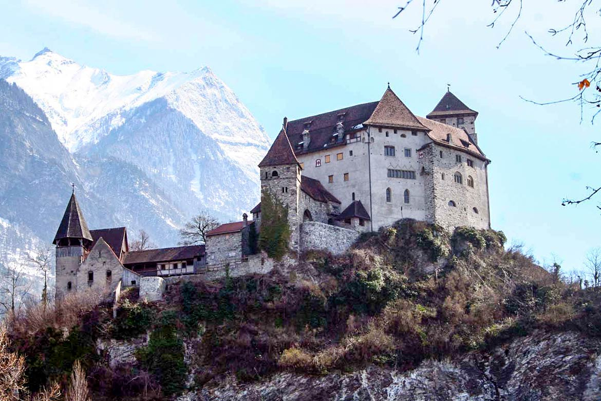 Principality of Liechtenstein - Country Profile - Nations Online ...