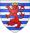 Luxembourg City Coat of  Arms
