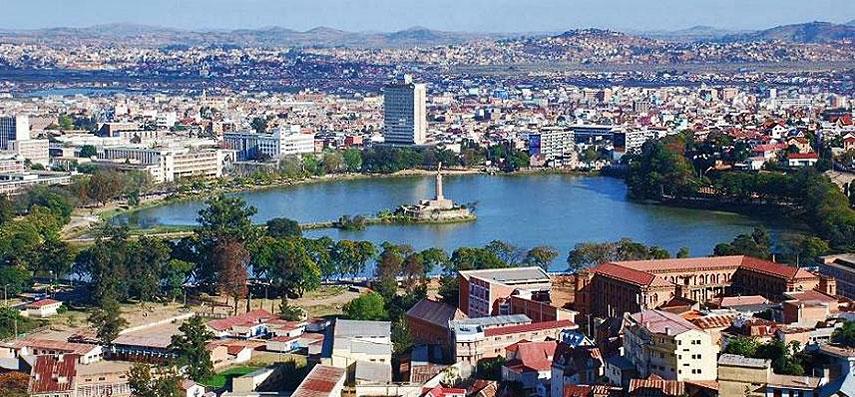 Google Map of Antananarivo Madagascar Nations Online Project
