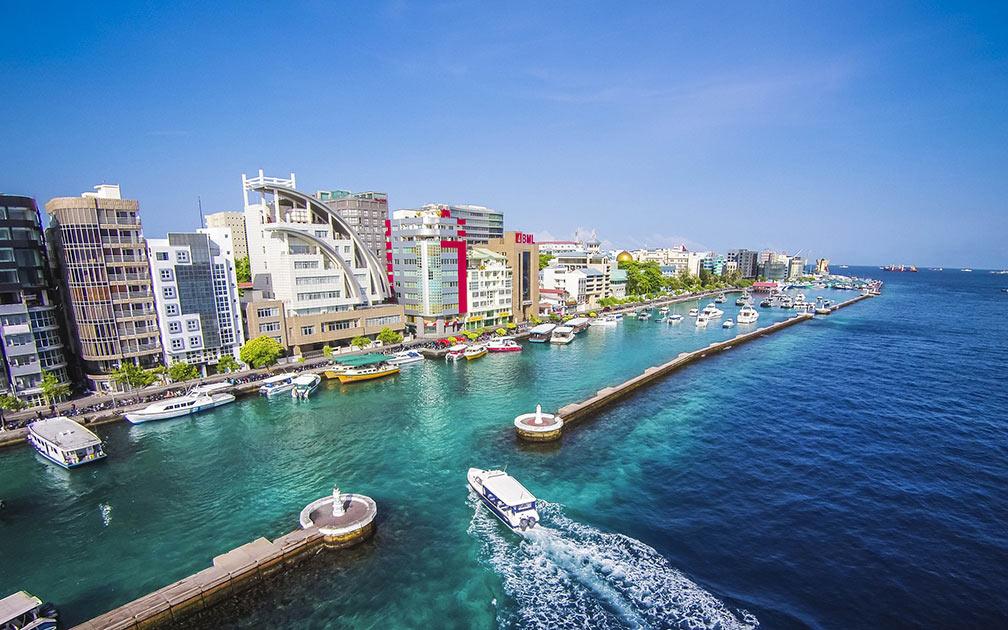 Google Map Of Male Maldives