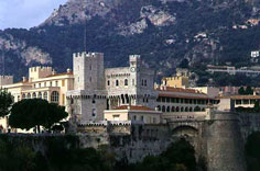 The Palace of the Principality