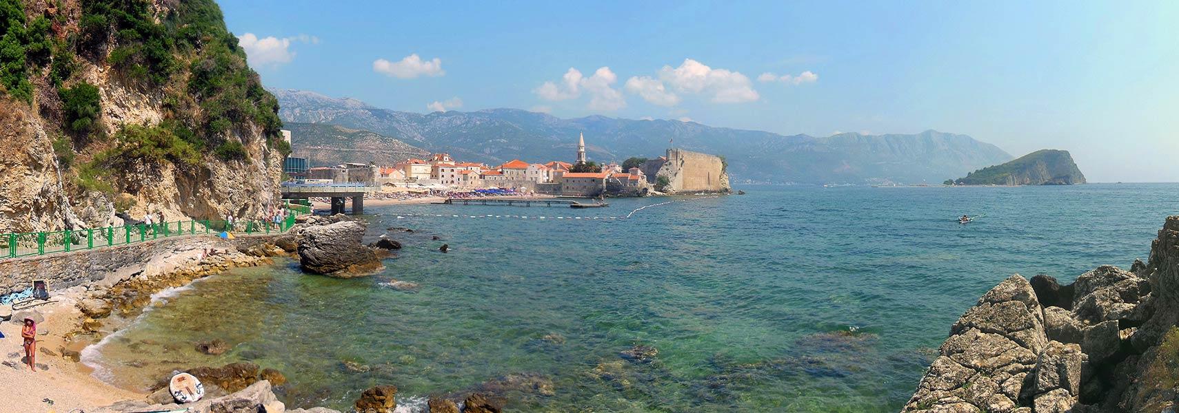 Montenegro Crna Gora Country Profile
