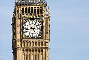 Big Ben, Palace of Westminster, London