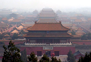 famous sites in china