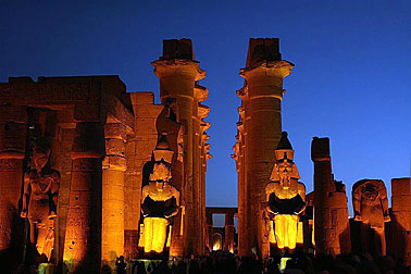 Most Famous Landmarks In The World Places Of Power And Worship - Map of egypt historical sites