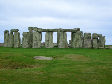 Stonehenge, Wiltshire county, UK