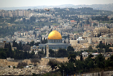 Temple Mount, the Noble Sanctuary in Jerusalem