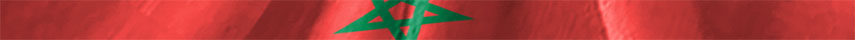 Morocco Flag detail