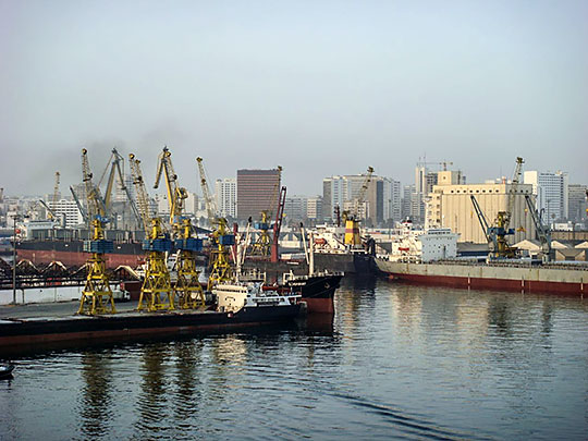 Port of Casablanca, Morocco