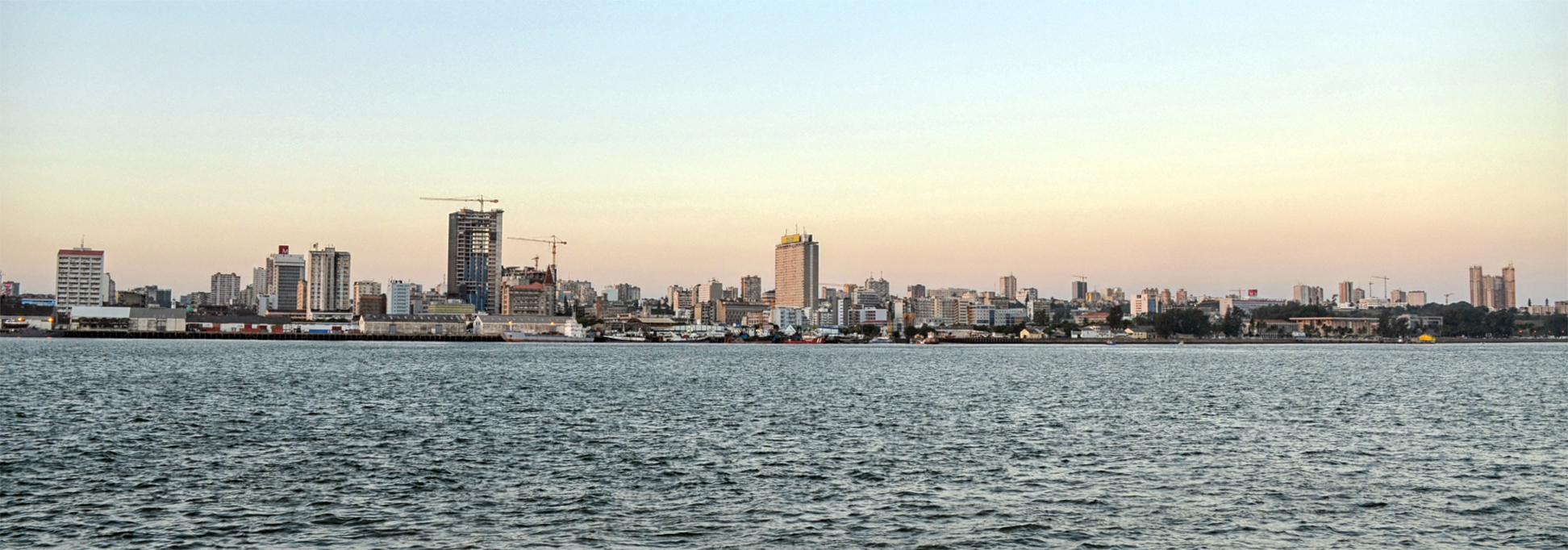 Google Map of Maputo, Mozambique - Nations Online Project