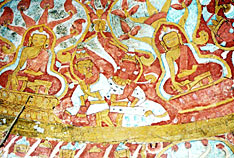 Mural paintings, Hpo Win Daung Caves