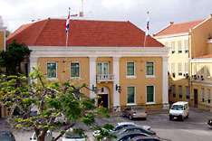 Seat of Government of the Netherlands Antilles