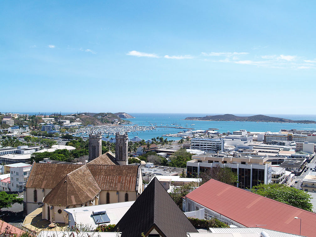 City of Noumea