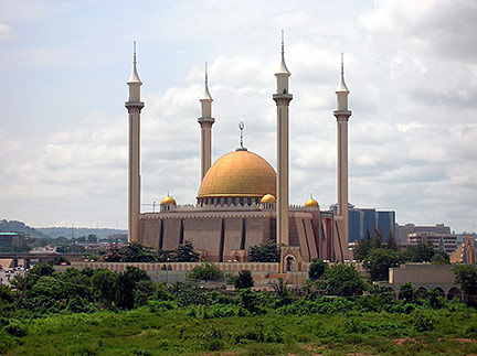Abuja National Mosque of Nigeria