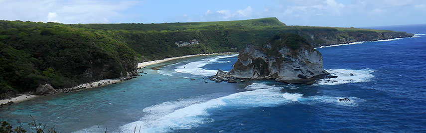 Bird island, Saipan, Northern Mariana Islands
