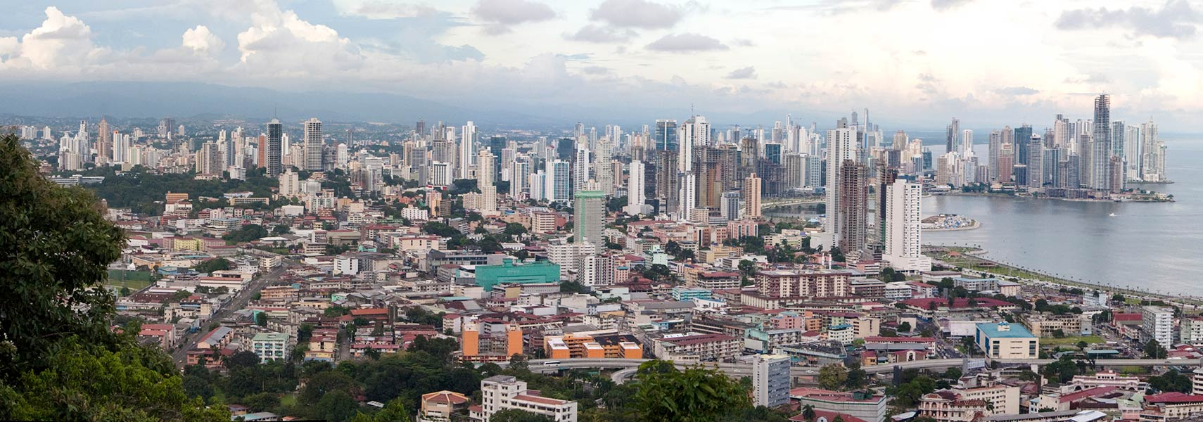 Google Map of Panama City, Panama - Nations Online Project