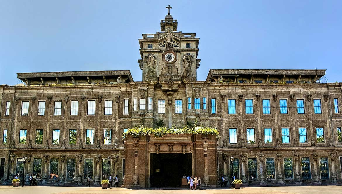 University of Santo Tomas in Manila, Philippines.
