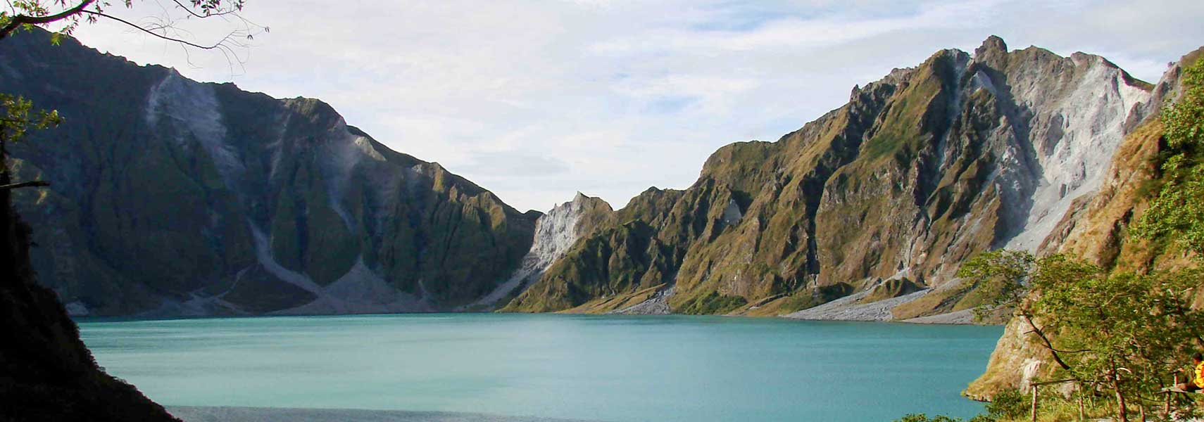 Mount Pinatubo, Cabusilan Mountains, Luzon