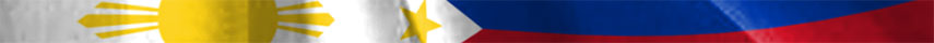 Philippines Flag detail