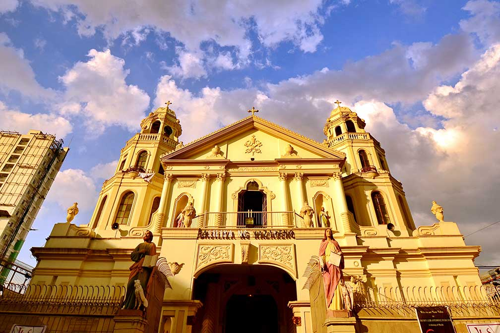 Minor Basilica of the Black Nazarene (Quiapo Church), Manila