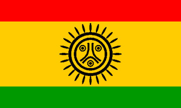Taino Tribal Flag