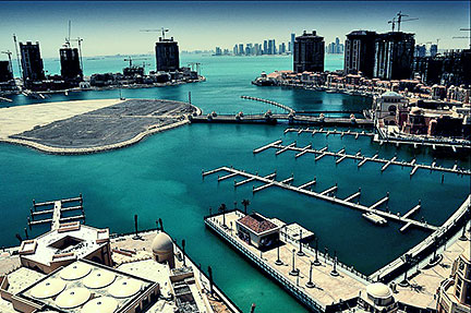 Google map of doha qatar nations online project about doha gumiabroncs Image collections