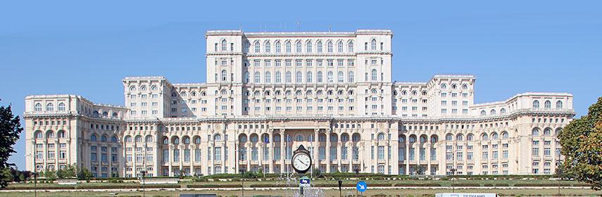 Google Map Of Bucharest Bucuresti Nations Online Project