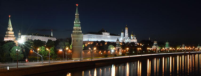 Famous landmarks satellite view of kremlin moscow for Famous landmarks in russia
