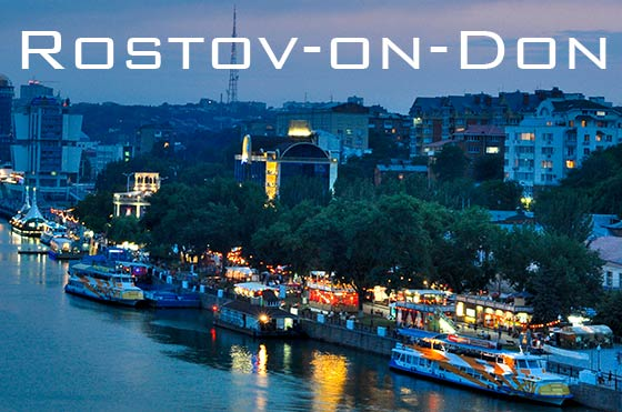 Rostov-on-Don embankment