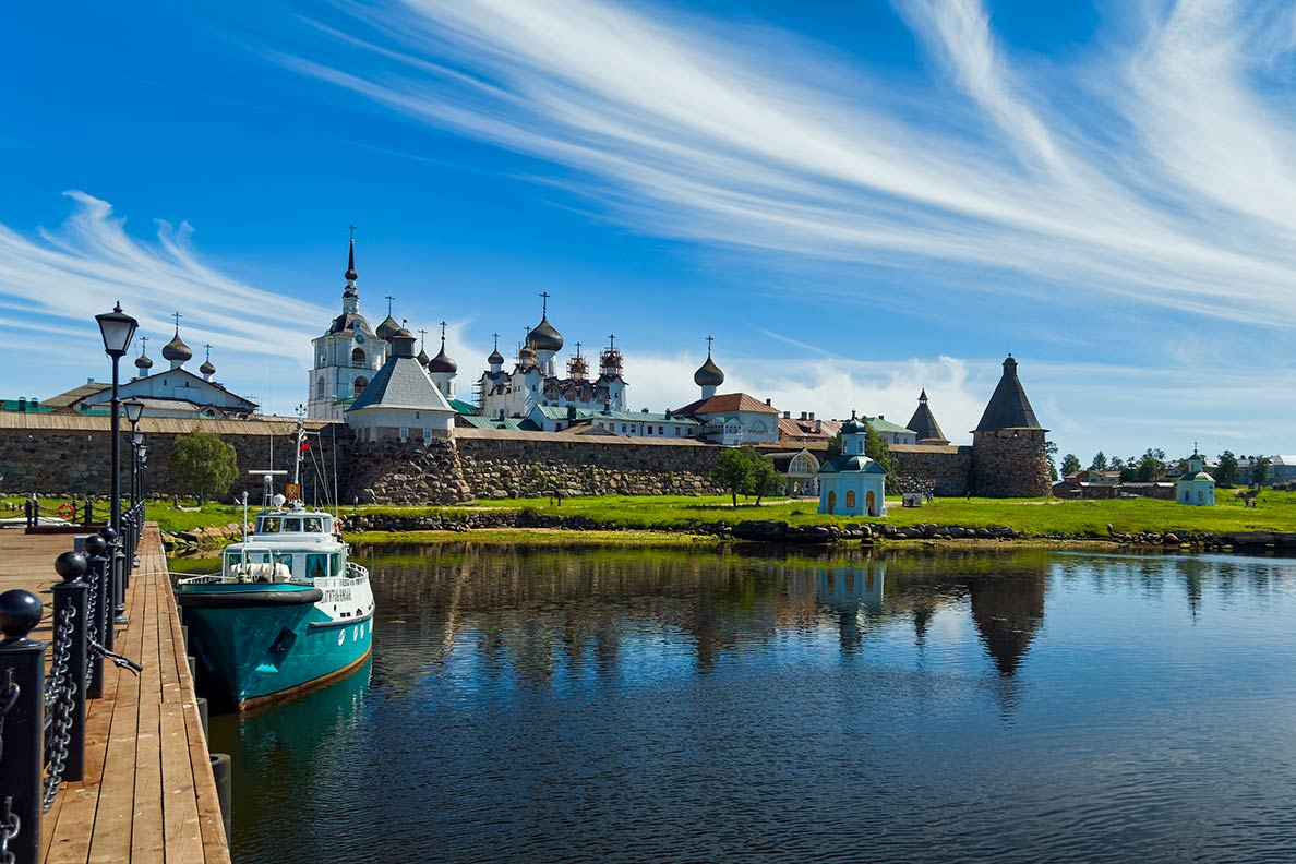 Solovetsky Islands monastry, Arkhangelsk Oblast