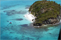 part of Tobago Cays