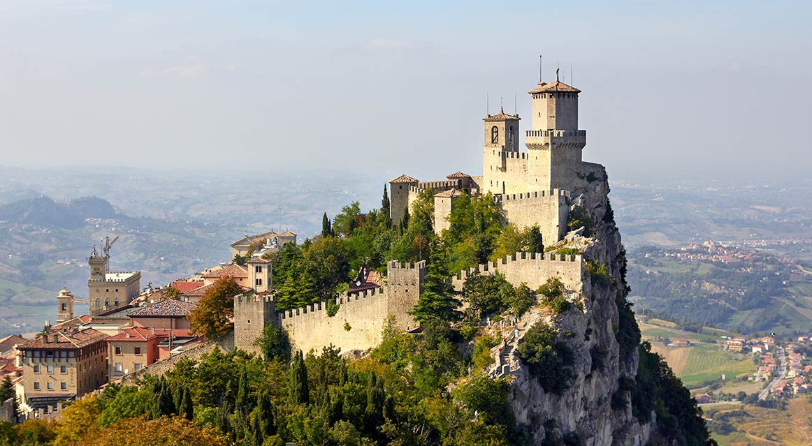 San Marino Country Profile Nations Online Project