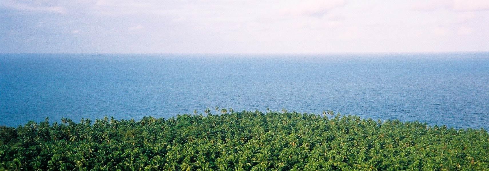 Ilheu Das Rolas São Tomé And Principe