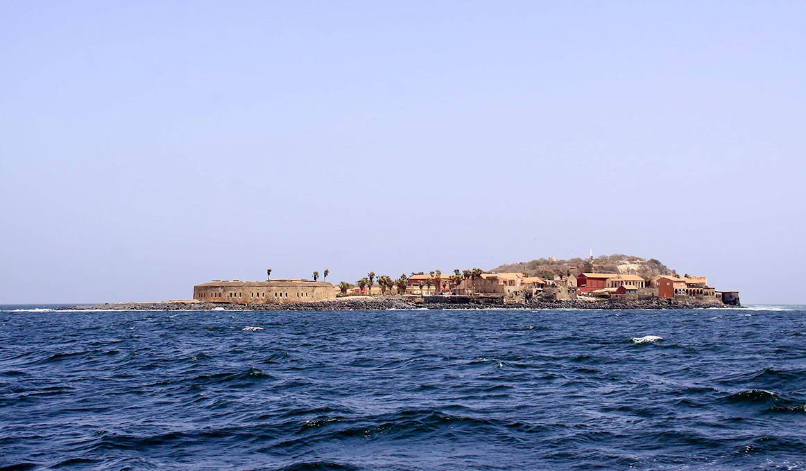 Island of Gorée, Senegal