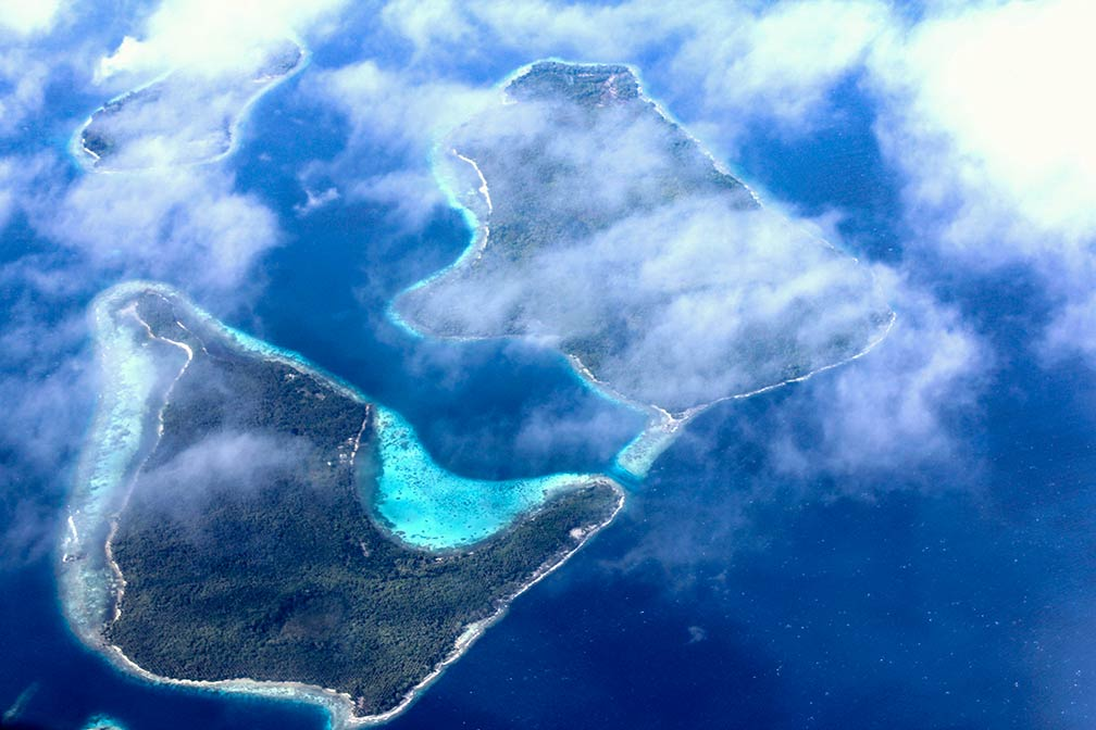 Google Map of Solomon Islands - Nations Online Project