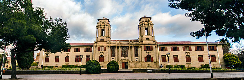 Mangaung City Hall, Bloemfontein, South Africa