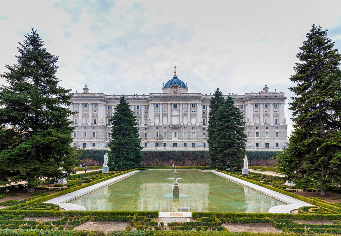 Royal Palace of Madrid (Palacio Real de Madrid)
