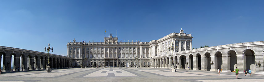 Palacio Real, Royal Palace, Madrid