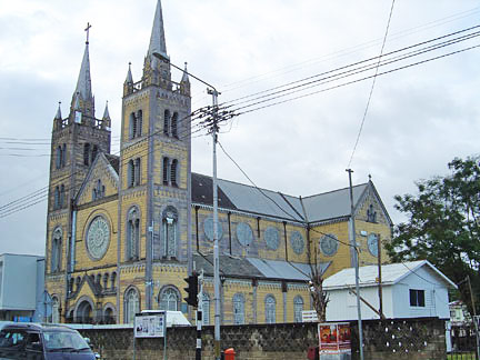 St. Peter and Paul Cathedral